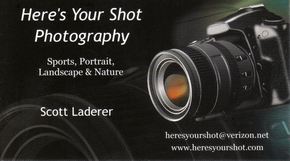 Here's Your Shot Photography